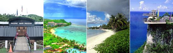 Guam vacation spots